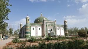 Id-Kah-Mosque-in-Kashgar