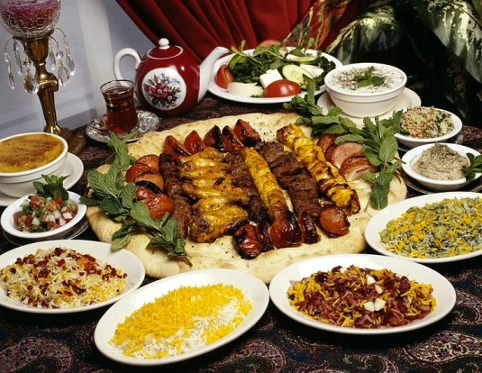 food-in-iran